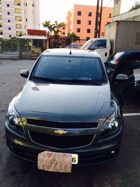 Chevrolet Agile LTZ 1.4 (Flex) - Foto #6
