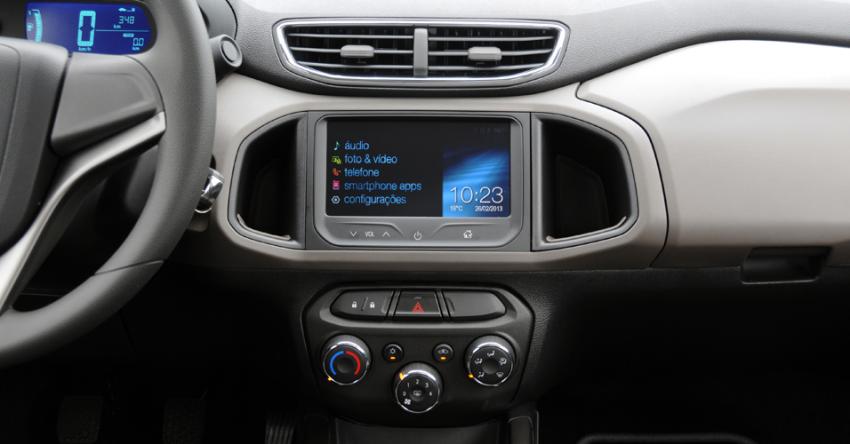 Chevrolet Onix 1.4 LTZ SPE/4 Eco (Aut) - Foto #6