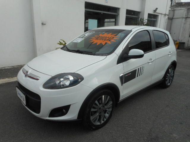 Fiat Palio Sporting 1.6 (Flex) - Foto #1