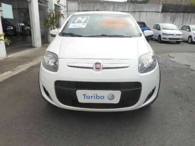 Fiat Palio Sporting 1.6 (Flex) - Foto #2