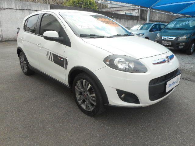 Fiat Palio Sporting 1.6 (Flex) - Foto #3