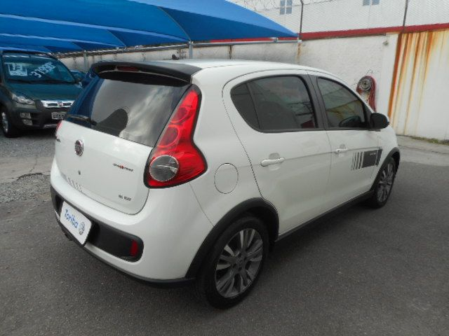 Fiat Palio Sporting 1.6 (Flex) - Foto #4