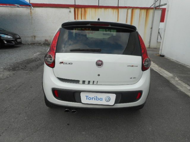 Fiat Palio Sporting 1.6 (Flex) - Foto #5