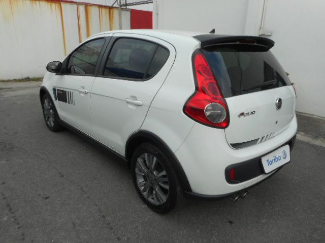 Fiat Palio Sporting 1.6 (Flex) - Foto #6