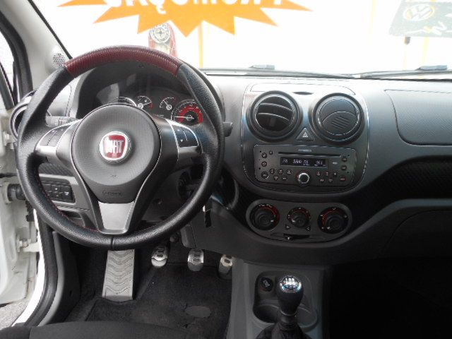 Fiat Palio Sporting 1.6 (Flex) - Foto #10
