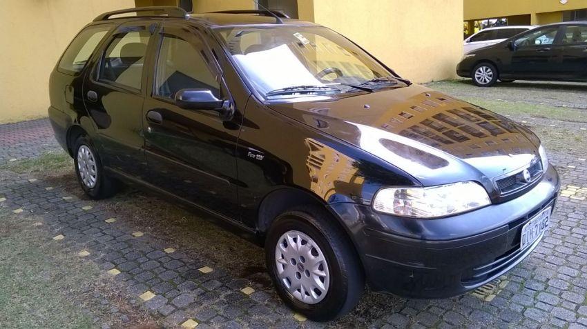 Fiat Palio Weekend ELX 1.0 16V Fire - Foto #1