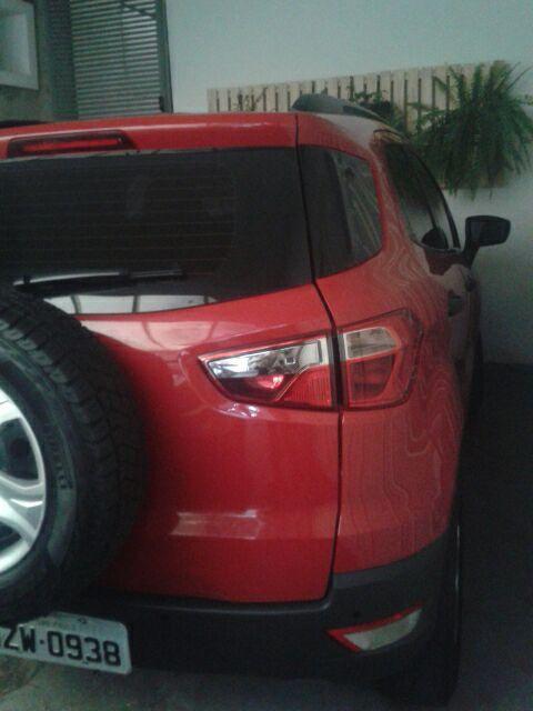 Ford Ecosport S 1.6 16V (Flex) - Foto #1