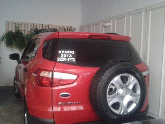 Ford Ecosport S 1.6 16V (Flex) - Foto #5