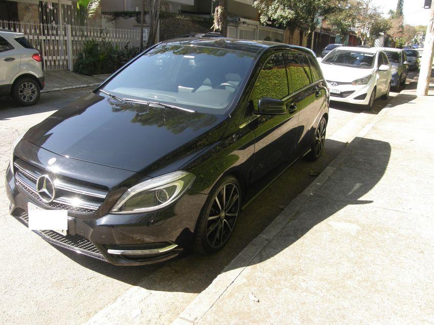 Mercedes-Benz B 200 1.6 Turbo Sport - Foto #3