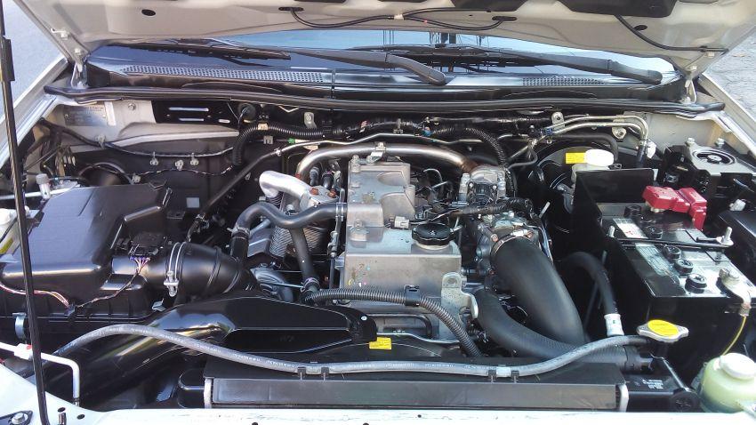 Mitsubishi L200 Triton 3.2 Di-D 4x4 GLX - Foto #6