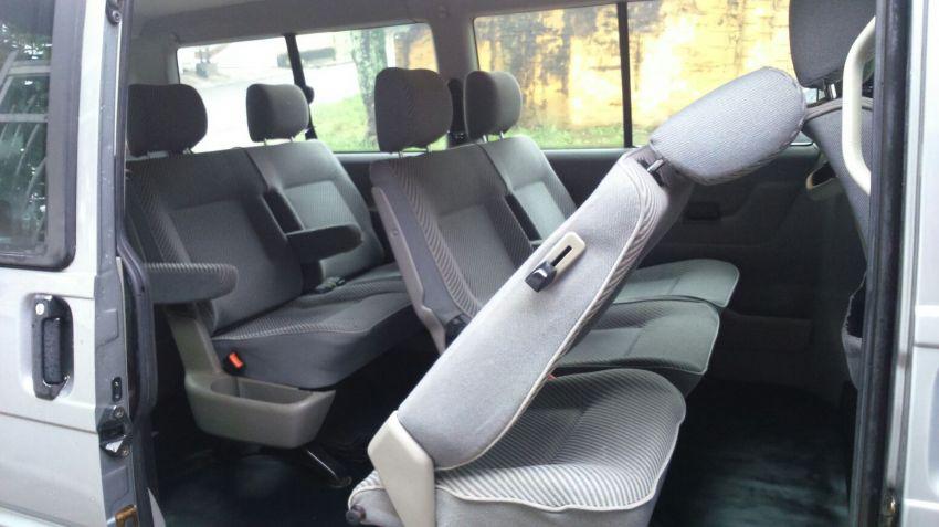 Volkswagen Caravelle 2.4 - Foto #5