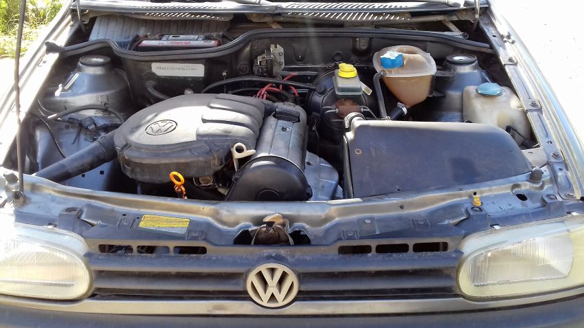 Volkswagen Gol Special 1.0 MI 2p - Foto #8