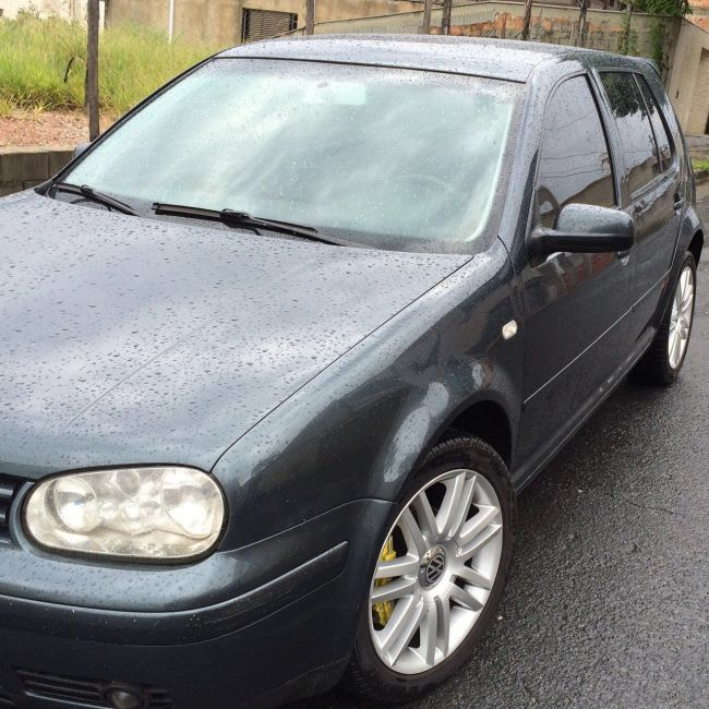 Volkswagen Golf Black&Silver 1.6 MI - Foto #2