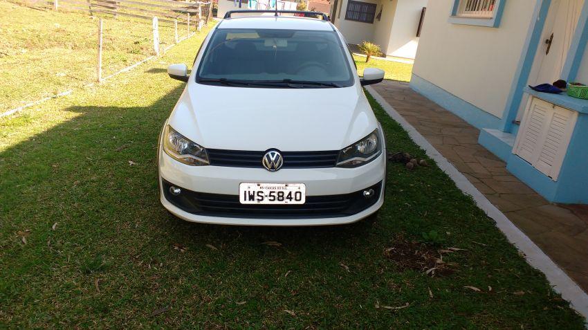 Volkswagen Saveiro 1.6 Startline - Foto #1