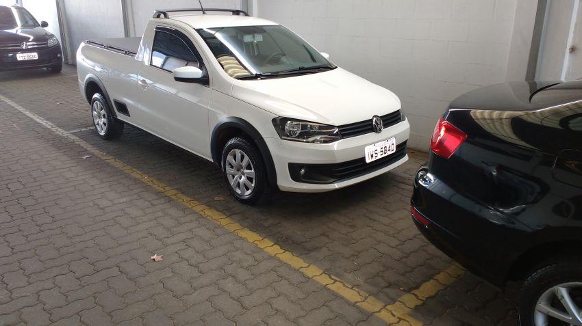 Volkswagen Saveiro 1.6 Startline - Foto #2