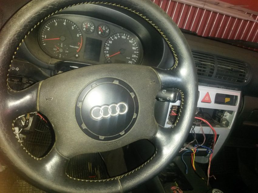 Audi A3 1.8 20V Turbo (180hp) - Foto #5