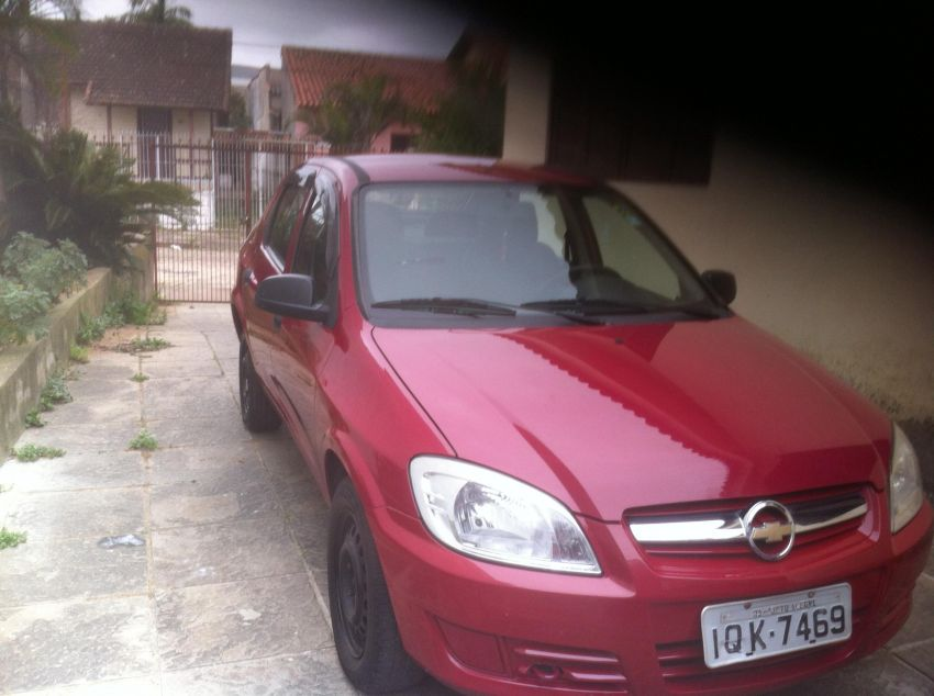 Chevrolet Prisma Joy 1.4 (Flex) - Foto #5
