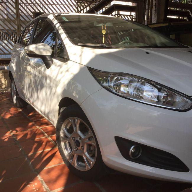 Ford New Fiesta 1.6 SE - Foto #1