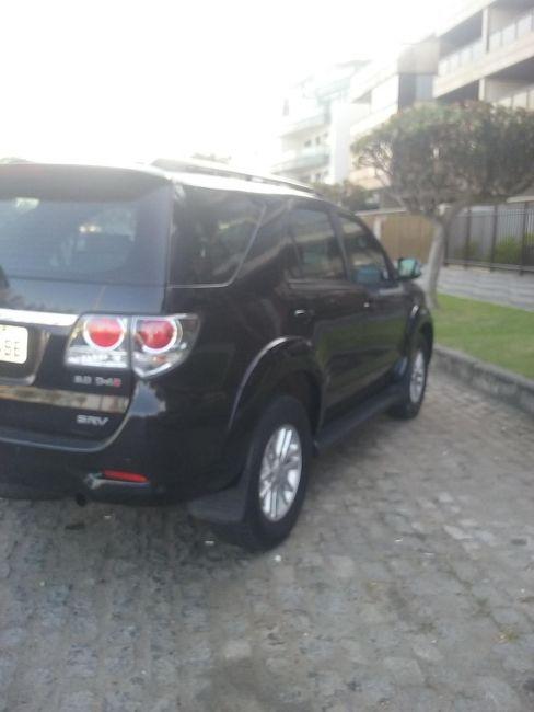 Toyota Hilux SW4 SRV 4x4 3.0 Turbo (aut)2 - Foto #5
