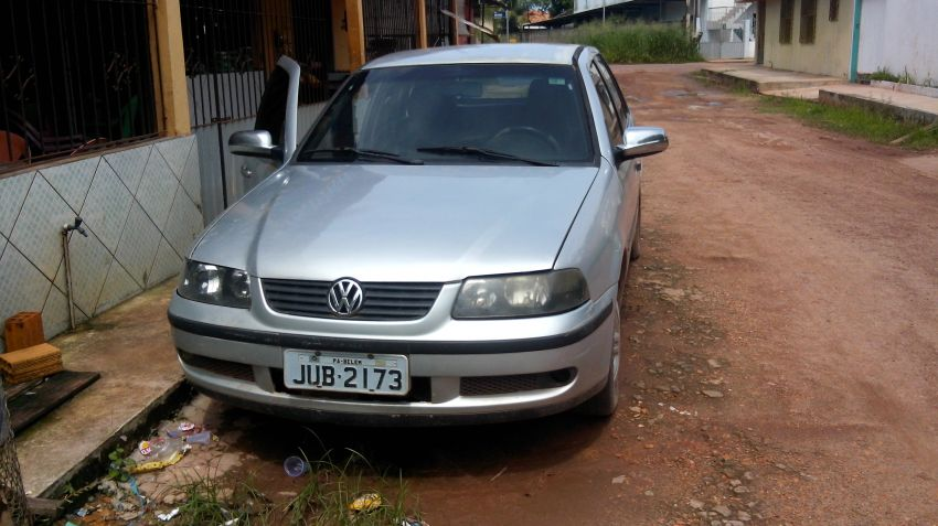 Volkswagen Gol 2.0 MI (G3) - Foto #1