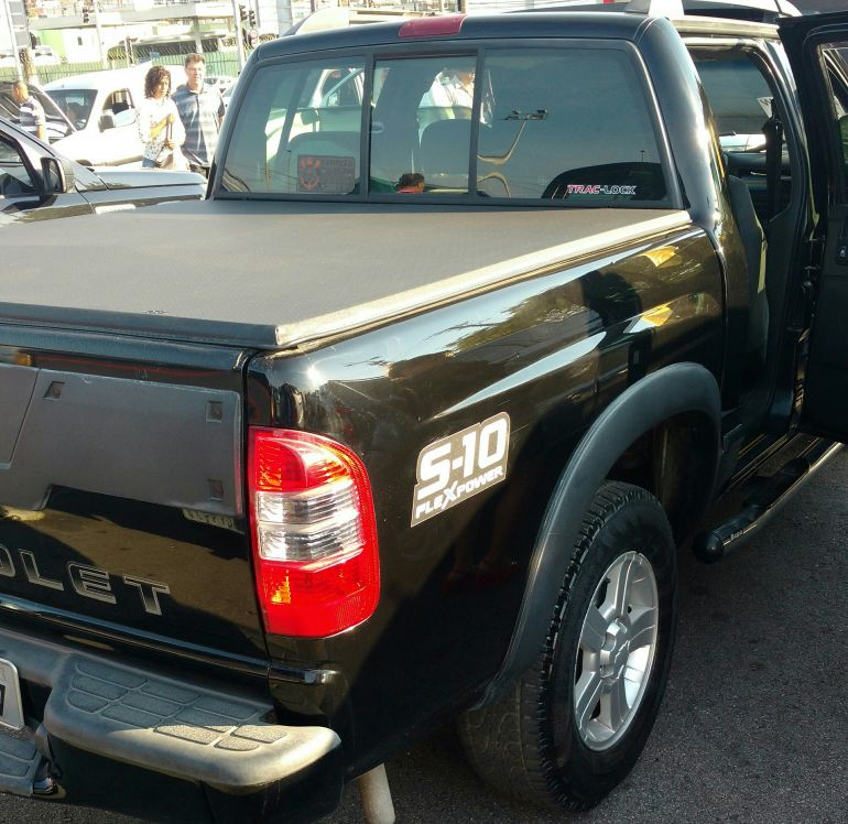 Chevrolet S10 4x2 2.4 MPFi (Cab Dupla) - Foto #3
