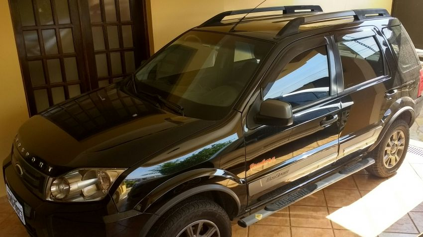 Ford Ecosport XLT Freestyle 2.0 (Flex) - Foto #1