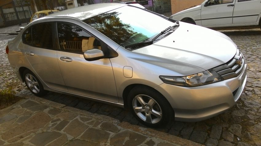 Honda City DX 1.5 16V (flex) (aut.) - Foto #2