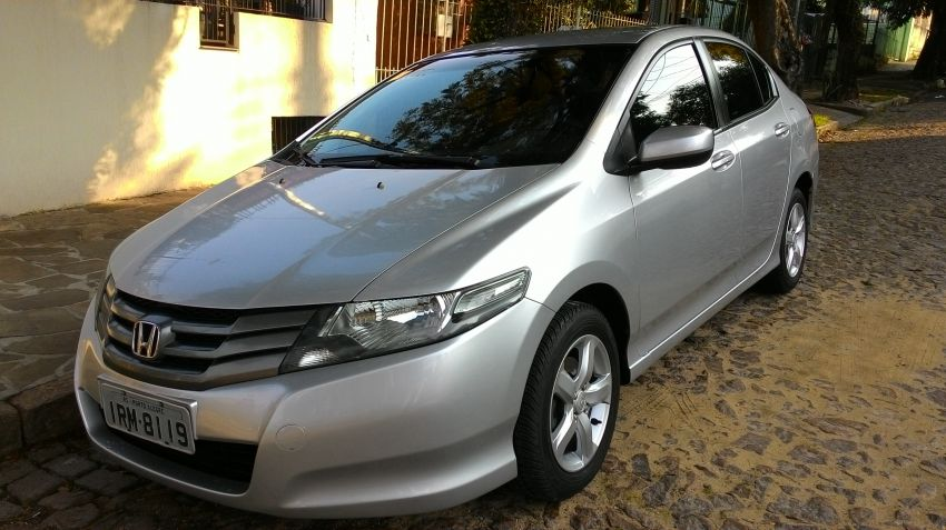 Honda City DX 1.5 16V (flex) (aut.) - Foto #3