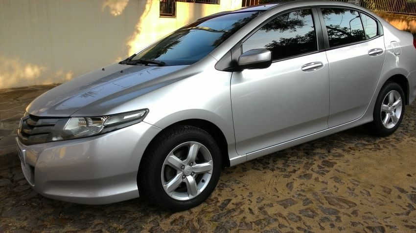 Honda City DX 1.5 16V (flex) (aut.) - Foto #4