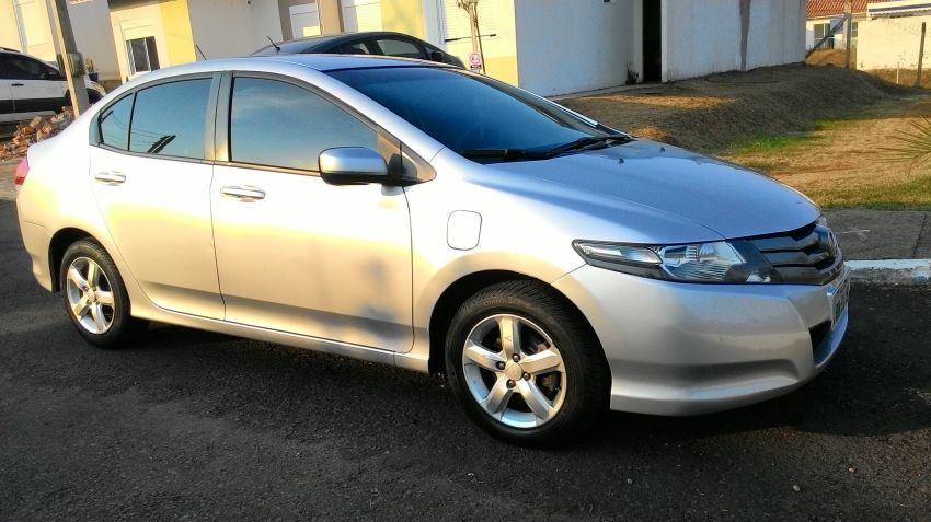 Honda City DX 1.5 16V (flex) (aut.) - Foto #10