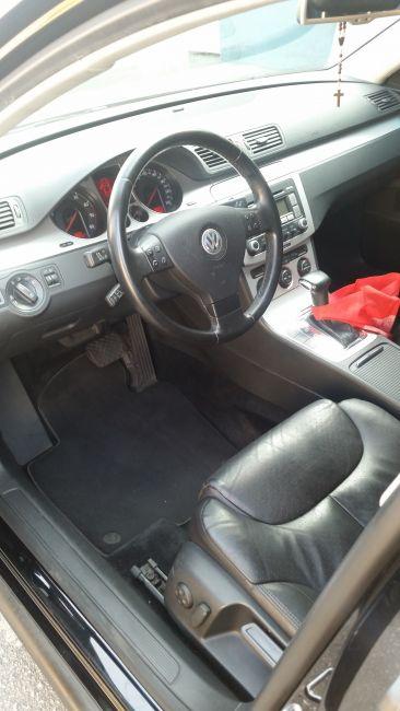 Volkswagen Passat Comfortline 2.0 FSI Turbo - Foto #1