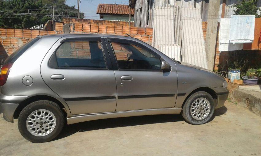 Fiat Palio 1.6 MPi 16V 4p - Foto #2