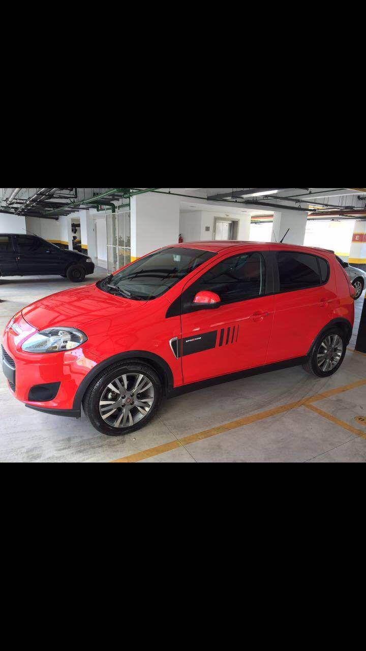 Fiat Palio Sporting Dualogic 1.6 (Flex) - Foto #2