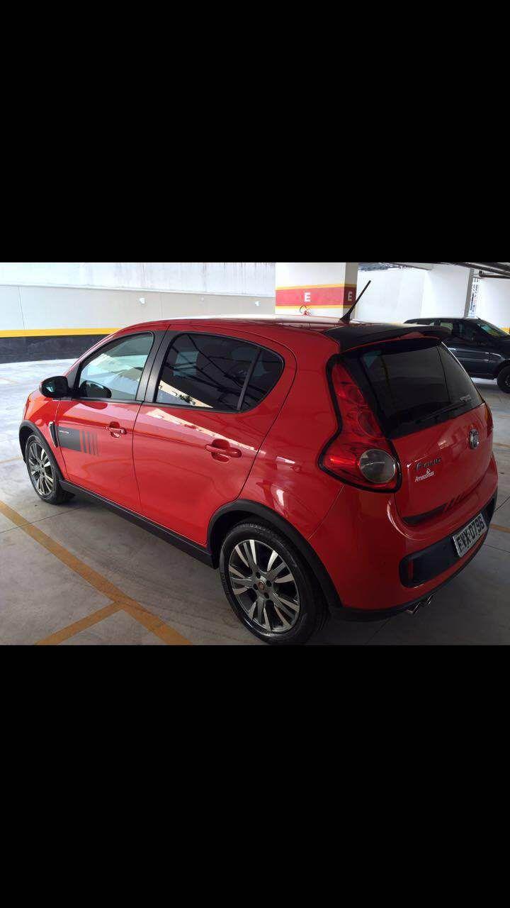 Fiat Palio Sporting Dualogic 1.6 (Flex) - Foto #7