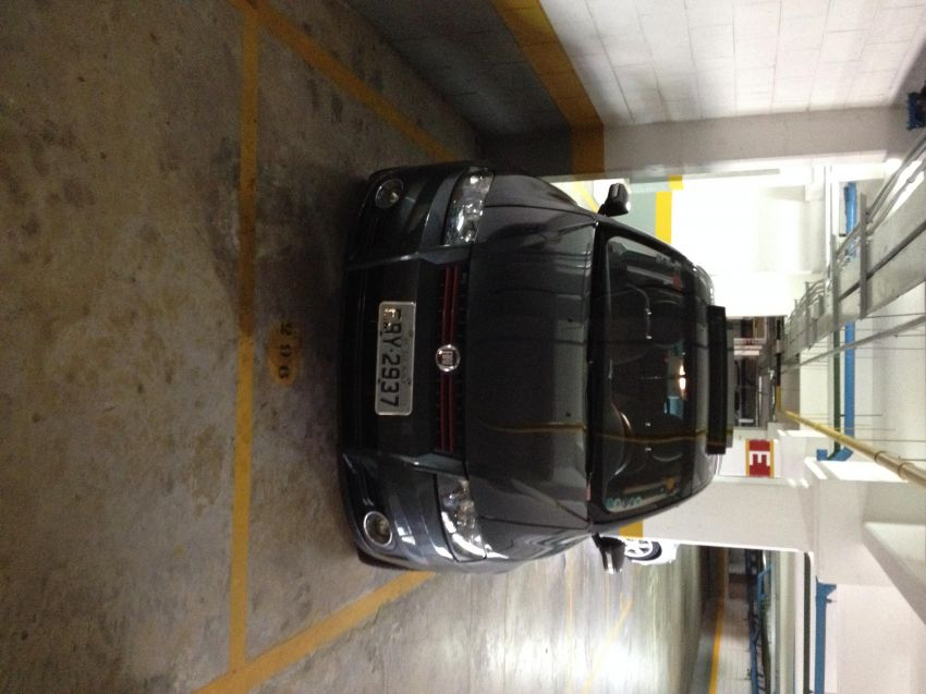 Fiat Stilo Sporting Dualogic 1.8 8V (Flex) - Foto #1