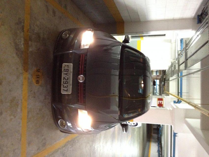 Fiat Stilo Sporting Dualogic 1.8 8V (Flex) - Foto #2