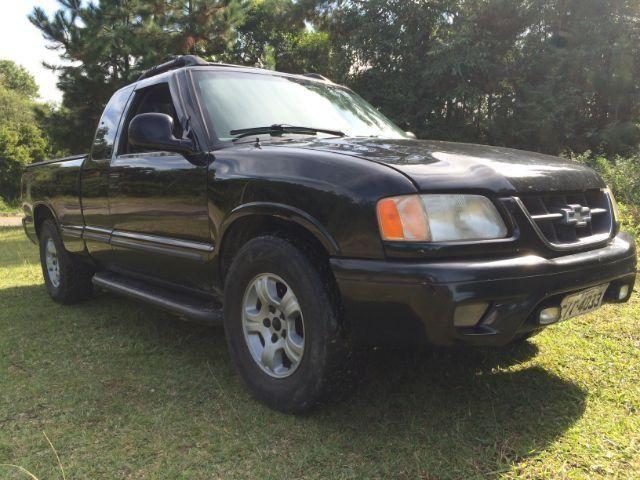 GMC S10 Pick Up 4x2 4.3 V6 - Foto #2
