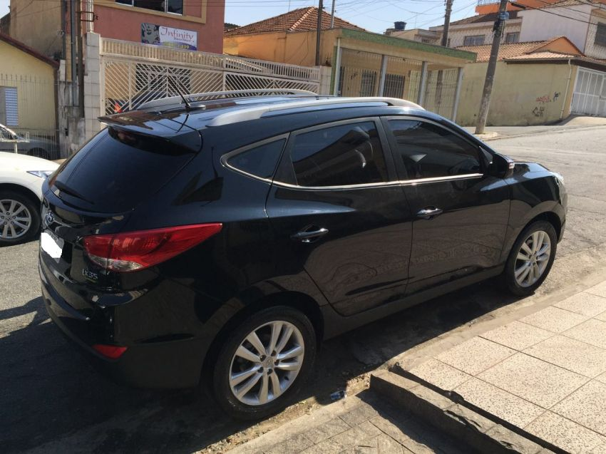 Hyundai ix35 2.0L 16v (Flex) (Aut) - Foto #3