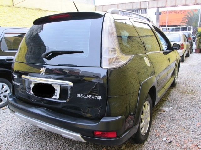 Peugeot 207 SW Escapade 1.6 16V (flex) - Foto #8