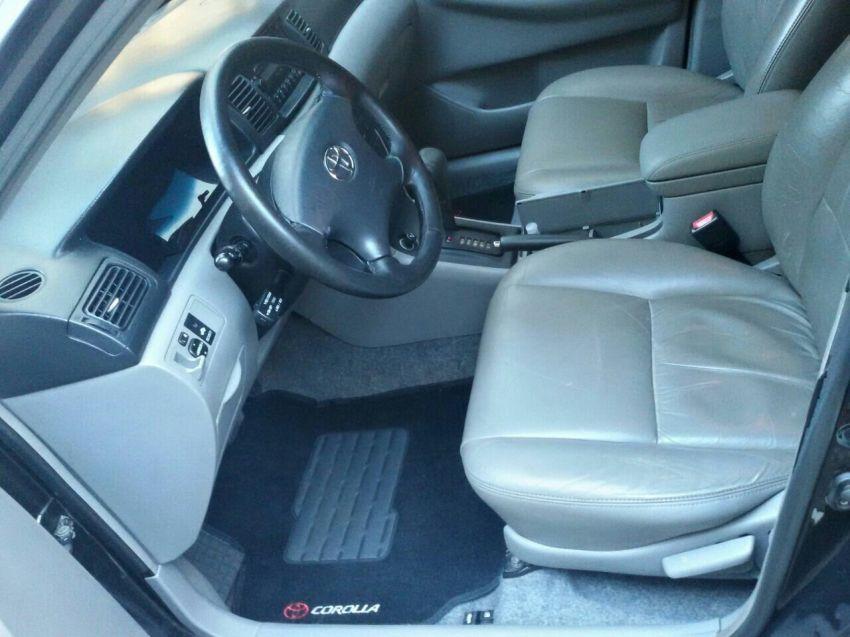 Toyota Corolla Sedan SEG 1.8 16V (aut) - Foto #4