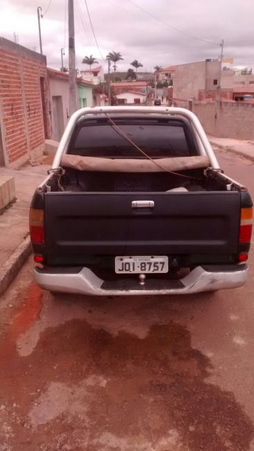 Toyota Hilux SR 4x4 3.0 (cab. dupla) - Foto #6