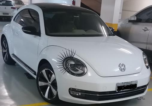 Volkswagen Fusca 2.0 TSi Sport - Foto #2