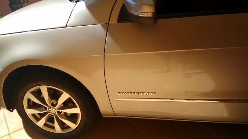 Volkswagen Voyage Comfortline 1.6 (Flex) - Foto #3