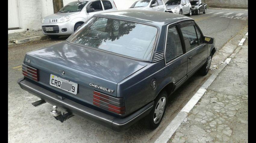 Chevrolet Monza Sedan SLE 1.8 - Foto #6