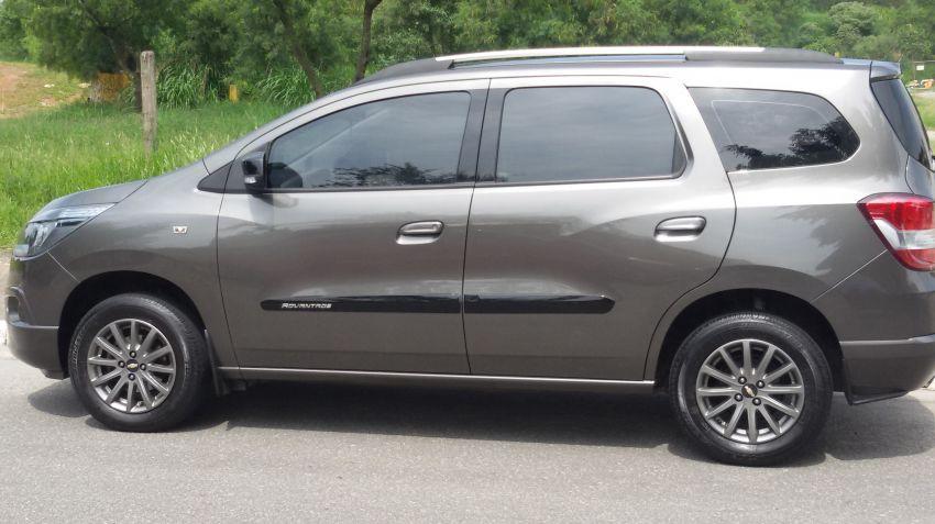 Chevrolet Spin Advantage 5S 1.8 (Flex) (Aut) - Foto #1