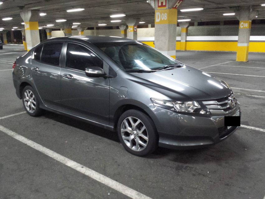 Honda City EX 1.5 16V (flex) (aut.) - Foto #1