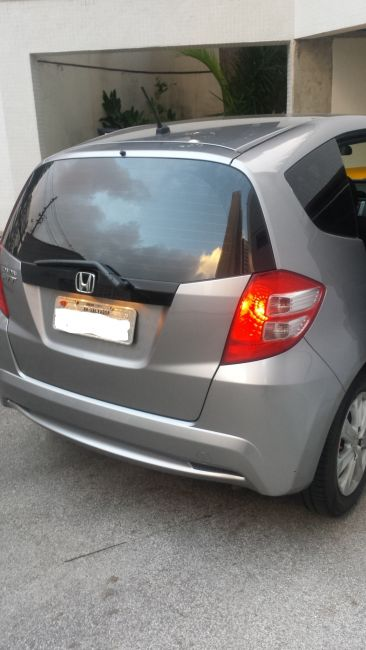 Honda Fit 1.5 Flex LX CVT (Flex) - Foto #1