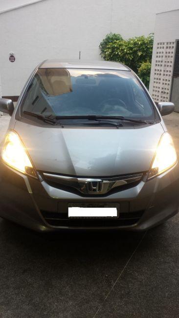 Honda Fit 1.5 Flex LX CVT (Flex) - Foto #2