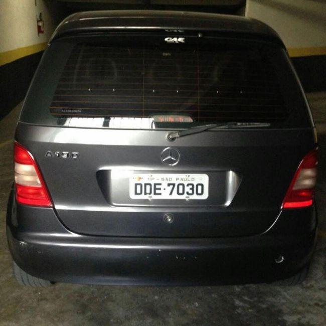 Mercedes-Benz Classe A 190 Elegance (aut) - Foto #3