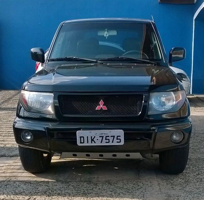 Mitsubishi Pajero Io SE 4x4 1.8 16V - Foto #2